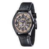 Buy Thomas Earnshaw Armagh Es 8037 06 Men S Black Genuine Leather Strap Watch Intl