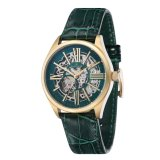 Thomas Earnshaw Armagh Es 8037 07 Men S Green Genuine Leather Strap Watch Intl Reviews