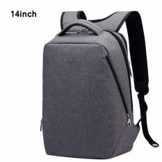 Buy Tigernu 14 Inches Fashion Sch**L Teenager Bag Multifunctional Large Capacity Causal Laptop Backpack T B3164 Grey Online