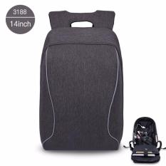 Low Price Tigernu Fashion Casual Anti Theft Design 14 Inches Laptop Backpack 3188 Intl