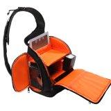 Best Price Tigernu Men Women Green Shoulder Bag Dropproof Digital Dslr Sling Camera Bag Orange Export