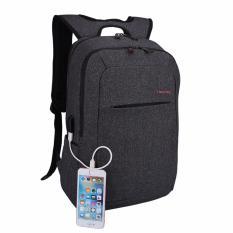 Buying Tigernu Men S Backpacks Usb Charging For Laptop 14 15 Inch Notebook Computer Bags Men Backpack Sch**l Rucksack