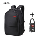 Purchase Tigernu Size L 17Inches Travel Business Daily Waterproof Backpack For 12 1 17 3 Inch Laptop T B3032A17 Black