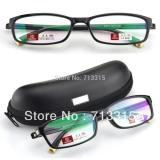 Price Comparisons Of Top Quality Tr90 Anti Reflective Coated Gentleman Uv Resistant With Box Reading Glasses 2 00