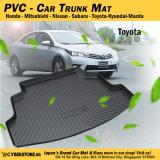 Price Toyota Altis Latest 2017 Car Trunk Mat Ome New