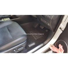 Review Toyota Harrier 2016 17 Car Mats Coil Carmats Others On Singapore