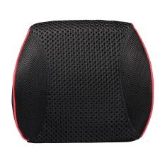 Great Deal Tp Comfortable Car Seat Cover Waist Support Rest Back Cushion Car Pillow Black Intl