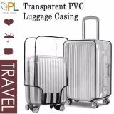 Best Offer Transparent Pvc Luggage Cover 26 Inch