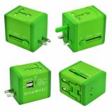 Travel Adapter With 2 Usb Ports In Stock