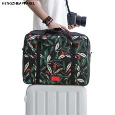 Travel Bag Folding Suitcase luggage bag Large Capacity Women Canvas Folding Bags Women Waterproof Travel Handbags
