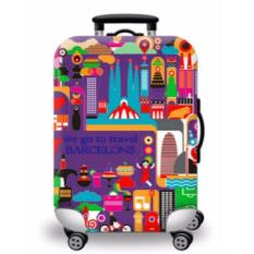 Travel Luggage Bag Protector Cover Oso211 18 To 20 Inches Deal