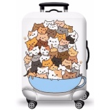 Price Travel Luggage Bag Protector Cover Oso608 18 To 20 Inches On Singapore