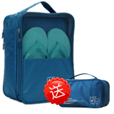 Buy Travel Portable Shoes Storage Waterproof Organizer Shoe Bag Cheap China
