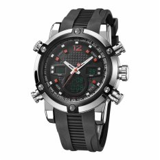 Store Ttlife Great Quality Luxury Brand New Arrival Men S Fashion Casual Dual Display Digital Male Military Quartz Wristwatch Red Oem On China