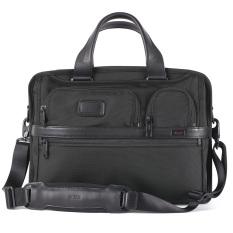 Tumi Alpha 2 Expandable Organizer Laptop Briefcase - intl