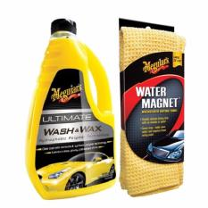 Great Deal Ultimate Wash Wax Wt Water Magnet Towel