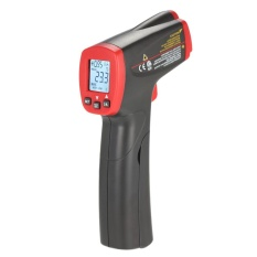 Uni T Ut300S 32 400�C 12 1 Mini Handheld Non Contact Digital Infrared Ir Thermometer Temperature Tester With Alarm Adjustable Emissivity Review