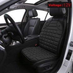 Discounted Universal Fast Heat Durable Car Seat Cover Cushion Controller Warmer Pad Intl