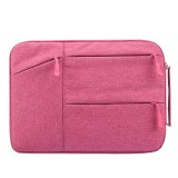 Compare Price Universal Multiple Pockets Wearable Oxford Cloth Soft Portable Simple Business Laptop Tablet Bag For 12 Inch And Below Macbook Samsung Lenovo Sony Dell Alienware Chuwi Asus Hp Magenta Intl Sunsky On China