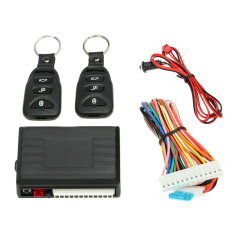Universal Remote Central Control Box Kit Car Door Lock Keyless Entry System With Trunk Release Button By Tomtop.