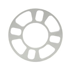 Universal Wheel Spacer Adapter 4 Hole 8mm Aluminum Wheel Fit 4 Lug 4x101.6 4x108 4x112 4x114.3 By Tomtop.