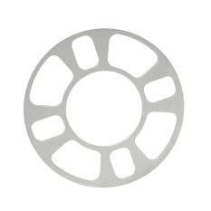 Universal Wheel Spacer Adapter 4 Hole 8mm Aluminum Wheel Fit 4 Lug 4x101.6 4x108 4x112 4x114.3 - Intl By Tomtop.