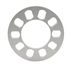 Universal Wheel Spacer Adapter 5 Hole 12mm Aluminum Wheel Fit 5 Lug 5x114.3 5x120 5x120.7 5x127 By Tomtop.