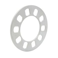 Universal Wheel Spacer Adapter 5 Hole 5mm Aluminum Wheel Fit 5 Lug 5x114.3 5x120 5x120.7 5x127 By Tomtop.
