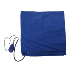 Buy Useful New Pet Electric Heat Pad Dog Cat Bunny Heater Mat Warming Blanket 12V Large Blue Intl Oem Online