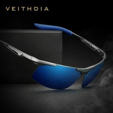 c642b716e29 VEITHDIA Aluminum Magnesium Men s Sunglasses Polarized Men Coating Mirror  Glasses oculos Male Eyewear Accessories For Men