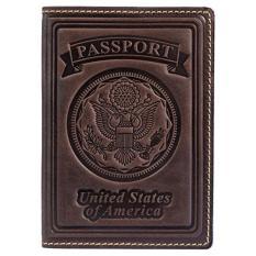 Price Comparisons Villini 100 Leather Us Passport Holder Cover Case For Men Women In 8 Colors