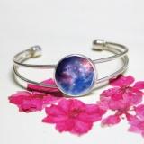 Compare Price Vintage Galaxy Nebula Space Bangle Bracelet Charm Bracelet Fashion Jewelry Gift Intl Oem On China