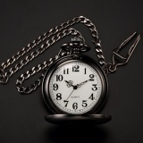 Price Comparisons Of Vintage Men Women Quartz Pendent Pocket Watch Clock Chain Gift Wpk026 Intl