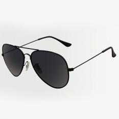 Vintage Mens Classic Aviator Sunglasses HD Polarized Mirror Eyewear Shades