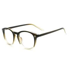 8a656fa8d7 Vintage Unisex Eyeglass Frame Glasses Retro Spectacles Clear Lens Eyewear -  intl