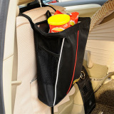 Buy Waterproof Refillable Car Bin Car Seat Organiser Tidy Insulated Map Tissue Drinks Snacks Holder Car Black Auto Seat Back Multi Pocket Storage Bag Organizer Holder Travel Hanger Intl On China