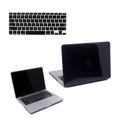 Welink 3 In 1 Apple Macbook Pro 13 Case Clear Crystal Case Anti Dust Plug Keyboard Cover For Apple Macbook Pro 13 Models A1278 Clear Black Deal