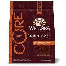 Price Comparisons For Wellness Core Orignal Fomula Dry Food 4Lbs For Dog
