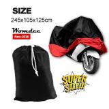 Sale Womdee Motorcycle Motorbike Waterproof Dustproof Uv Protective Cover Blackred Xl Intl On China