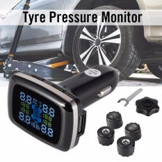 Best Reviews Of Xcsource Wireless Tpms Psi Bar Tire Tyre Pressure Temperature Monitor 4 Sensors Ma1057 Intl