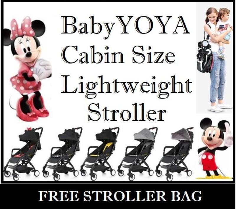 SINGAPORE SELLER★Latest 2019 Model★Baby YOYA Cabin Size Lightweight Stroller★ Singapore