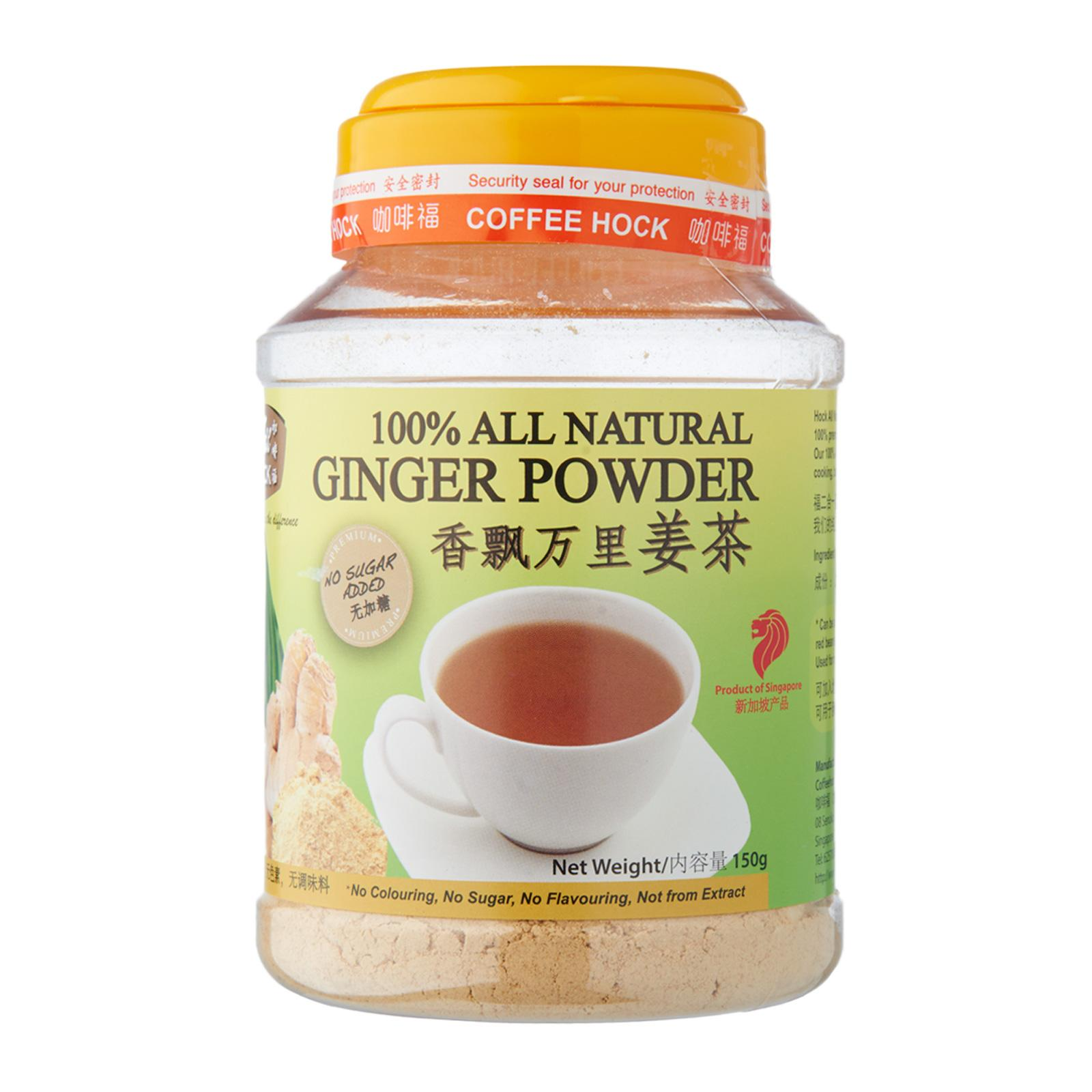 Coffeehock Pure And Natural Ginger Drink (No Sugar Added)