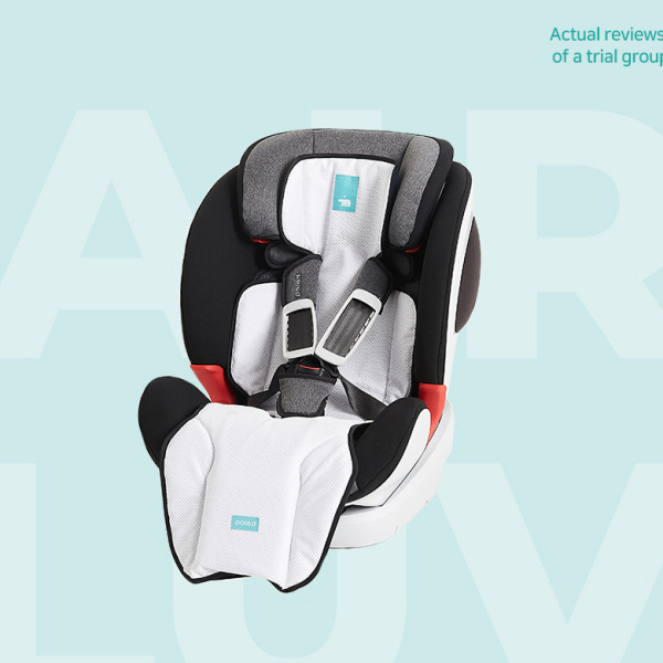 Poled AirLuv Refreshing Air Wind Seat Liner (USB chargeable) Singapore