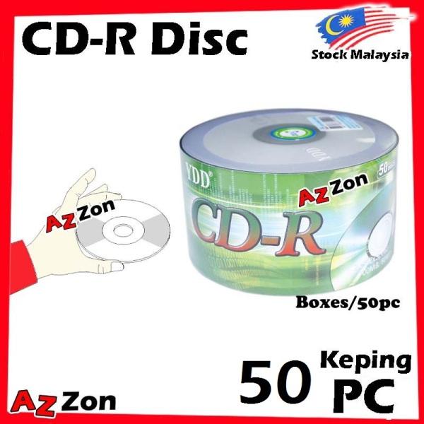 (50pcs) CD-R Blank Disc 700MB / 80min Burn Disc CD-R 空 光碟