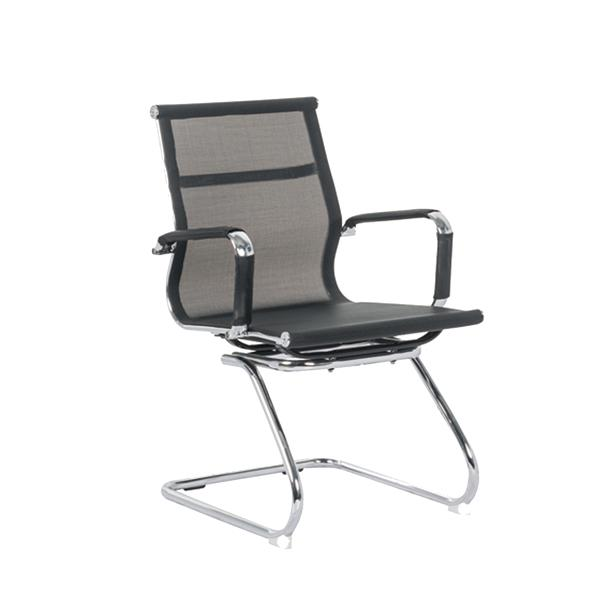Model 572 Cantilever Full Mesh Visitor Chair Singapore