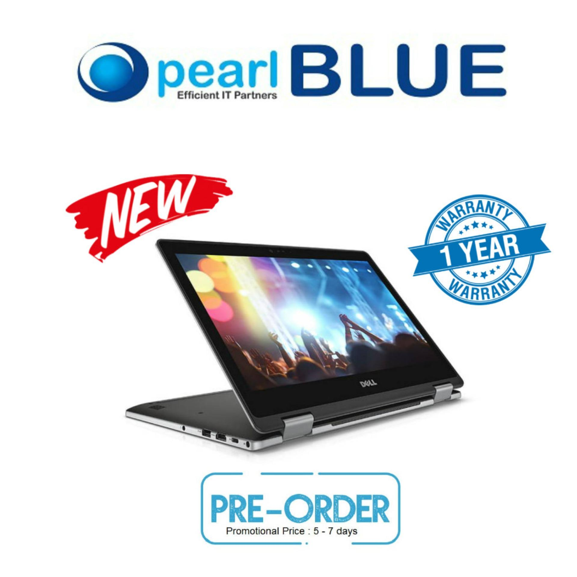 Dell Inspiron 13 7386 2in1-i5-8265 8GB 256SSD | Beautiful from every angle