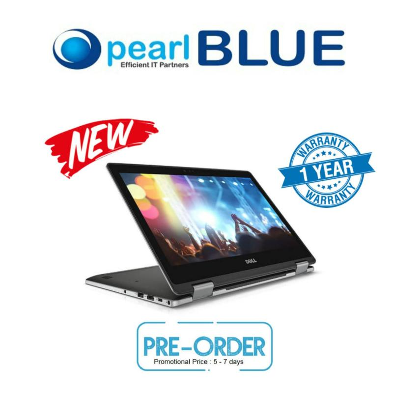 Dell Inspiron 13 7386 2in1-i5-8265 8GB 256SSD   Beautiful from every angle