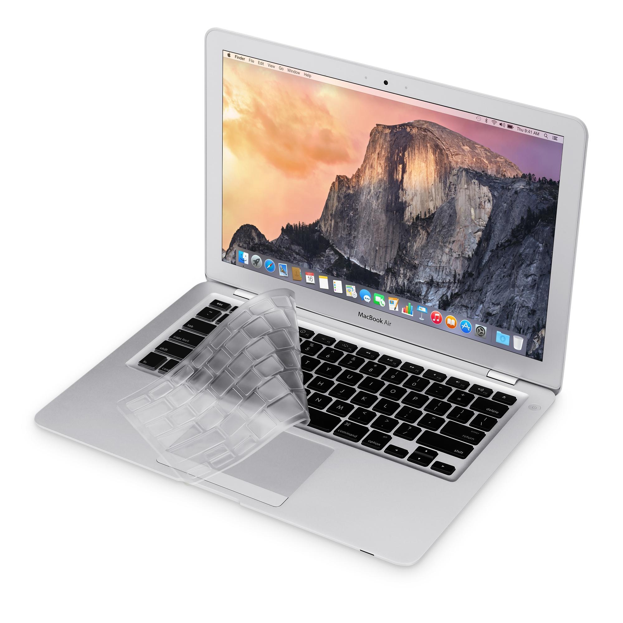 dc2df9a085400 cT Ultra thin Clear Macbook Keyboard cover keyboard protector keyguard TPU
