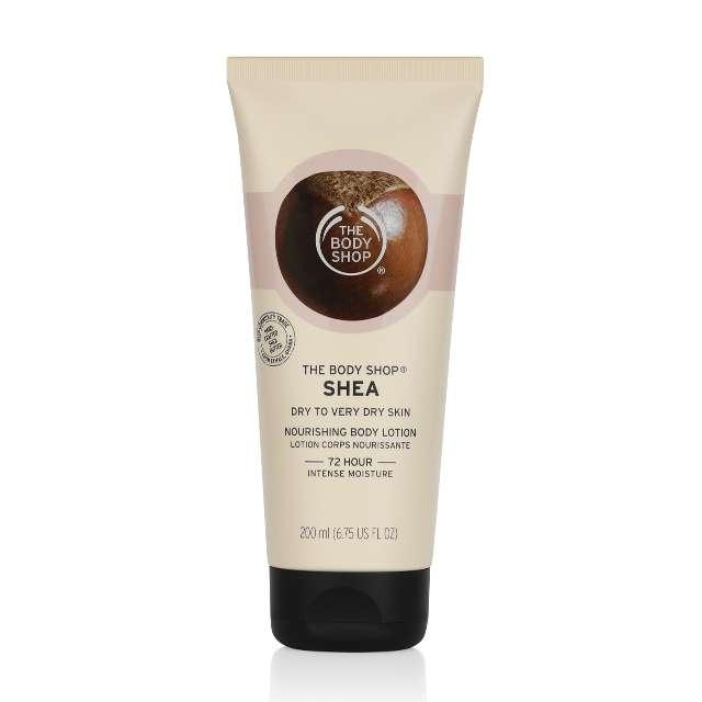 The Body Shop Shea Body Lotion (200ml) By The Body Shop
