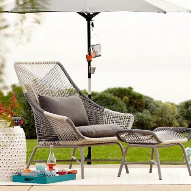 SUNDER Scandinavian Outdoor Chair / Bench